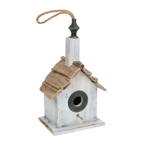 Personalised White Hanging Bird House - Best Seller
