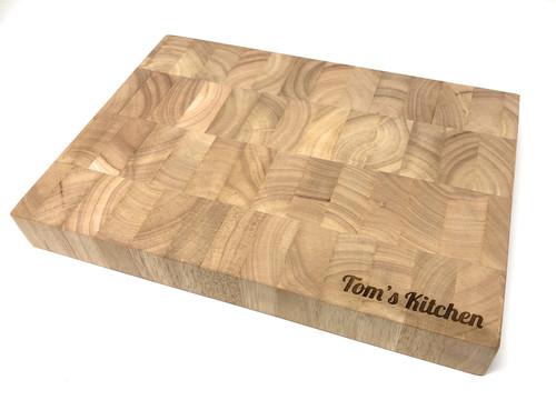 Personalised Heveawood Chopping Board (BestSeller)