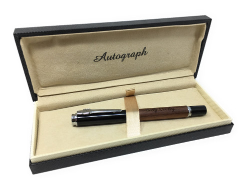 Personalised Amazon Ash Autograph Roller Ball Pen (Best Seller)