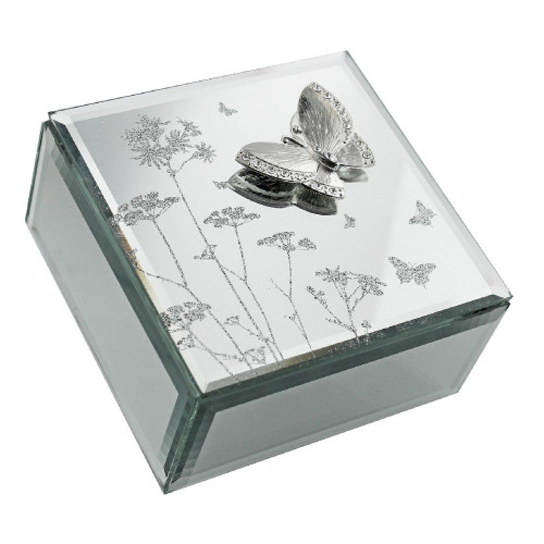 Personalised Butterfly Trinket Box (Best Seller)