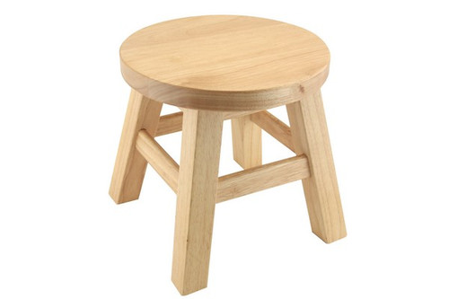 Personalised Wooden Baby Childrens Stool