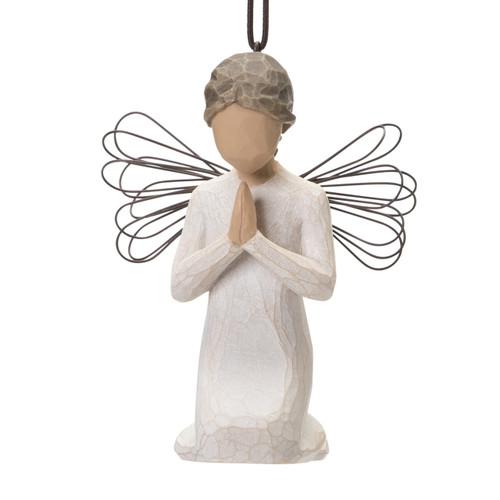 Angel of Prayer Ornament