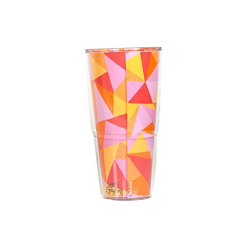 Coton Colors 24oz Happy Everything Slice Tervis Tumbler