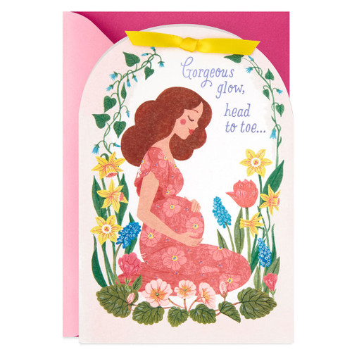 Expecting Mom-to-Be Mother's Day Card