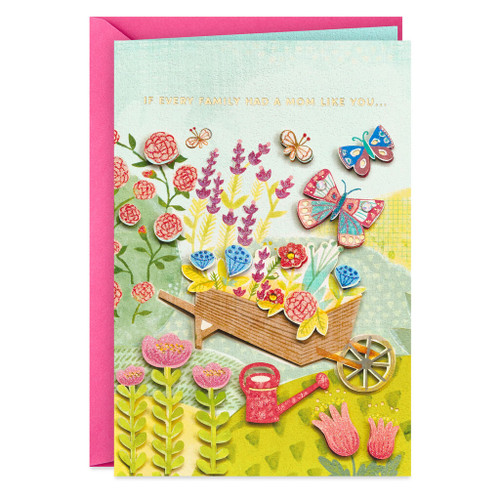 Garden Delights Mother's Day Card