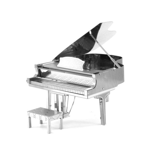 Metal Earth by Fascinations Grand Piano