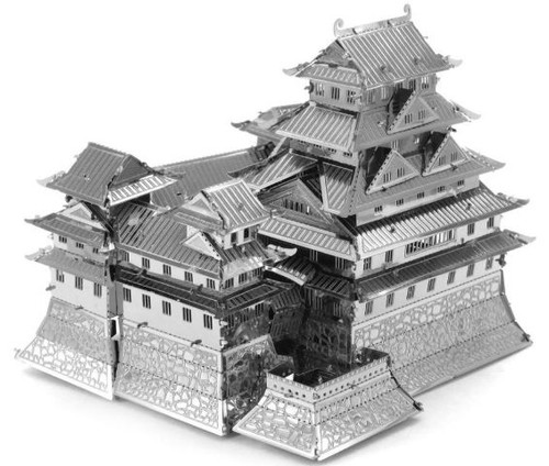 Metal Earth by Fascinations Himeji Castle, Gold Edition