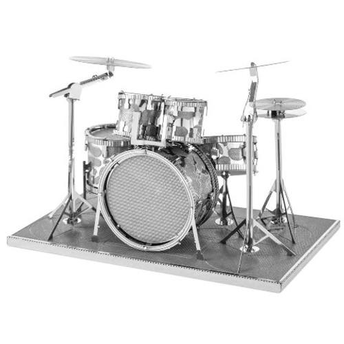 Metal Earth by Fascinations Drum Set