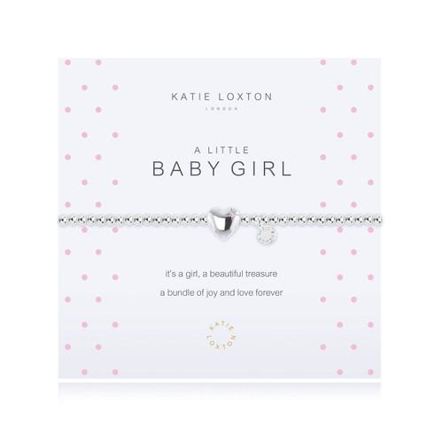 a little BABY GIRL - bracelet