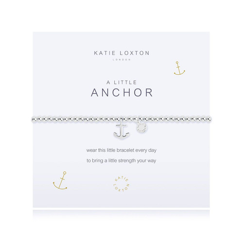 a little ANCHOR - bracelet
