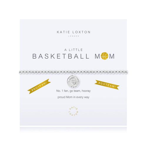 a little BASKET BALL MOM (USA) - bracelet