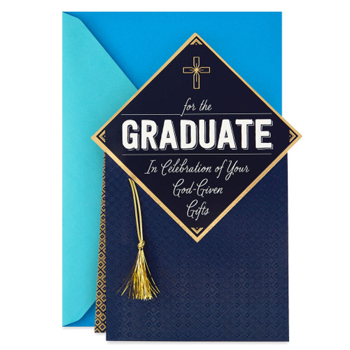 Your God-Given Gifts Graduation Card