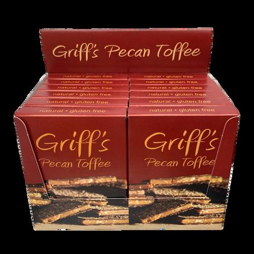 Griff's Pecan Toffee