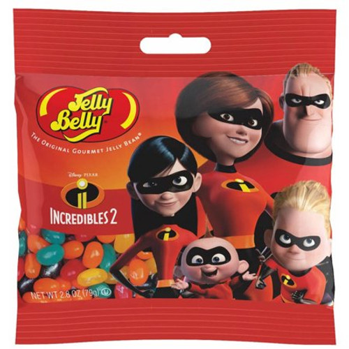 Jelly Belly Incredibles Grab & Go Bag 2.8 oz