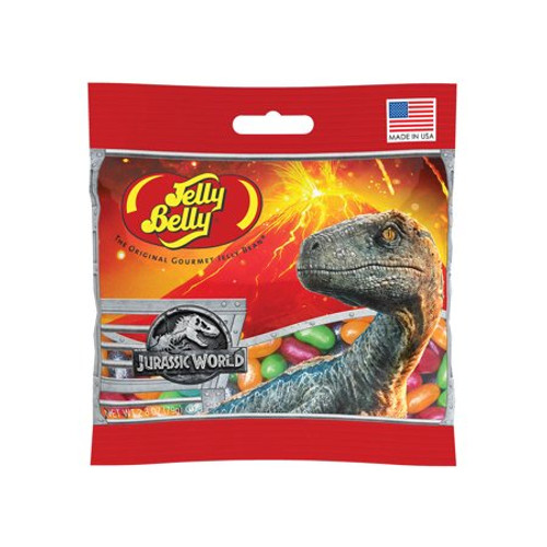 Jelly Belly Jurassic World Grab & Go Bag 2.8 oz