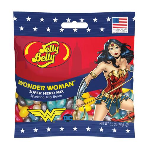 Jelly Belly Wonder Woman Grab & Go bag 2.8 oz