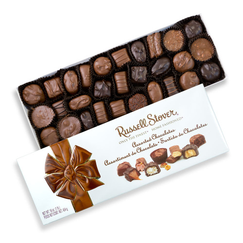 Russell Stover Assorted Chocolates 16 oz Box  *Exceptional Value!*