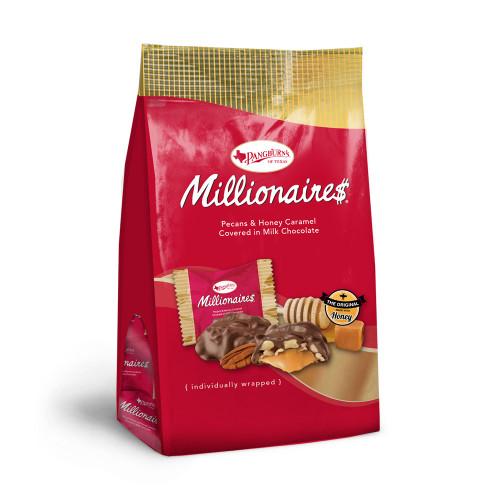 Russell Stover Pangburn's Millionaires Gusset Bag 5.4 oz