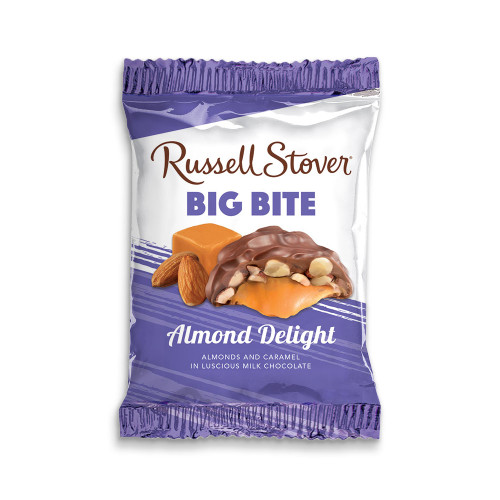 Russell Stover Almond Delight Big Bite Bar 2 oz