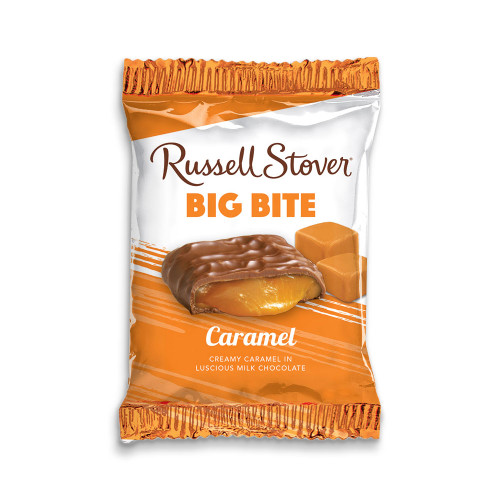Russell Stover Caramel Big Bite Bar 2 oz