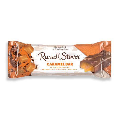 Russell Stover Caramel Impulse Bar 1.75 oz