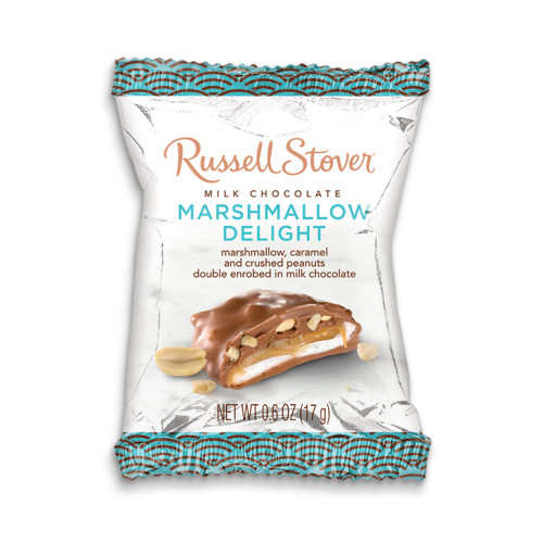 Russell Stover Marshmallow Delight Bar .6 oz