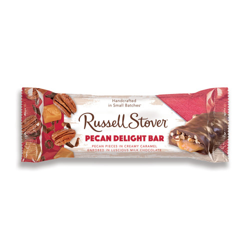 Russell Stover Pecan Delight Impulse Bar 1.5 oz