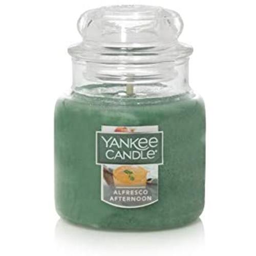 Yankee Candle Alfresco Afternoon Medium Jar 14.5 oz