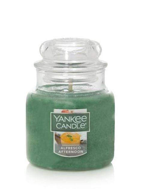 Yankee Candle Alfresco Afternoon Small Jar 3.7 oz