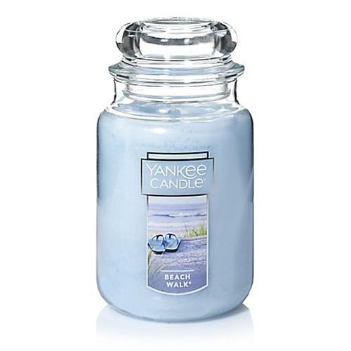 Yankee Candle Beach Walk Large Jar 22 oz