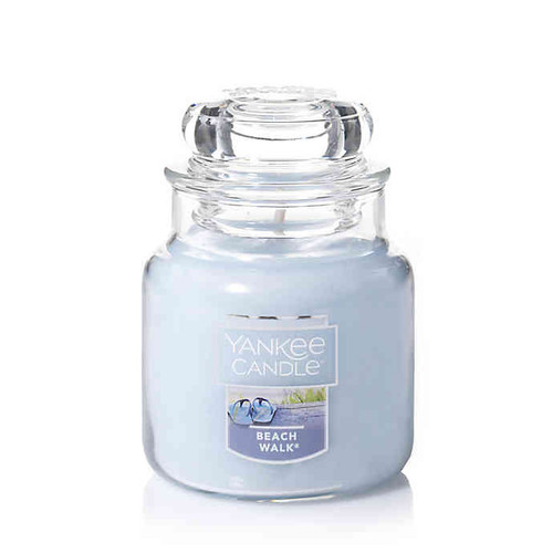Yankee Candle Beach Walk Small Jar 3.7 oz