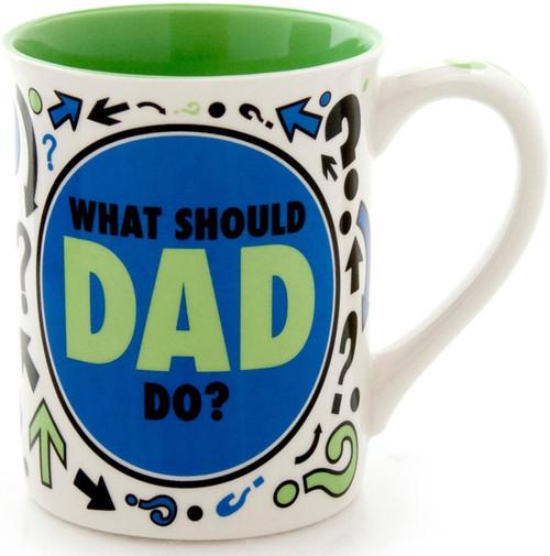 Dad Spinner Mug