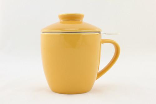 Tea Steeper Mug Yellow