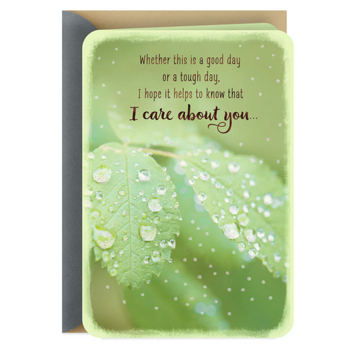 Everything You Need Today and Every Day Encouragement Card