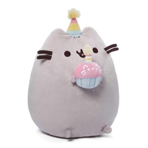Pusheen Birthday Plush