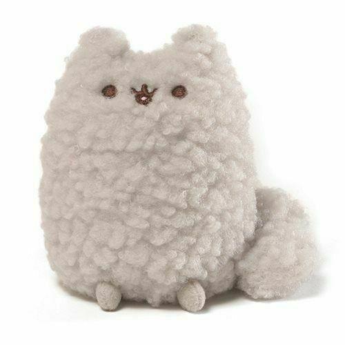 Stormy Cat Plush