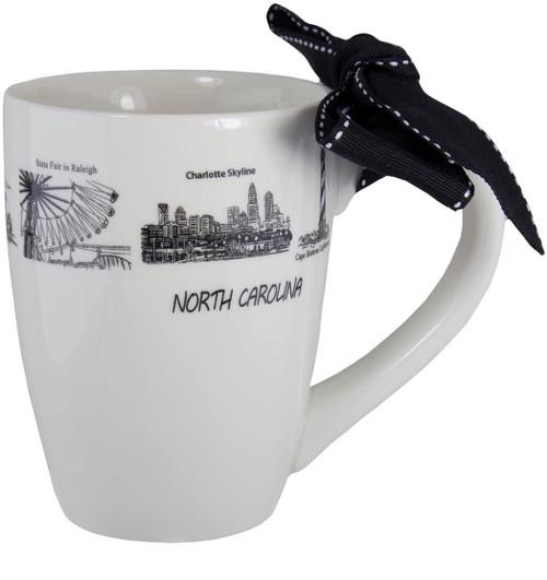 North Carolina 14 oz Coffee Mug