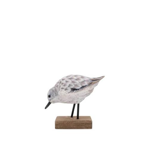 Sandpiper Bird on Base