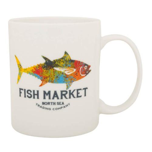 Fish Market Mug