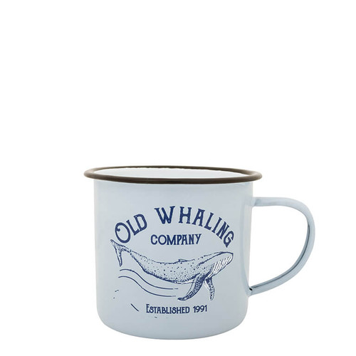 Old Whaling Co. Tin Mug