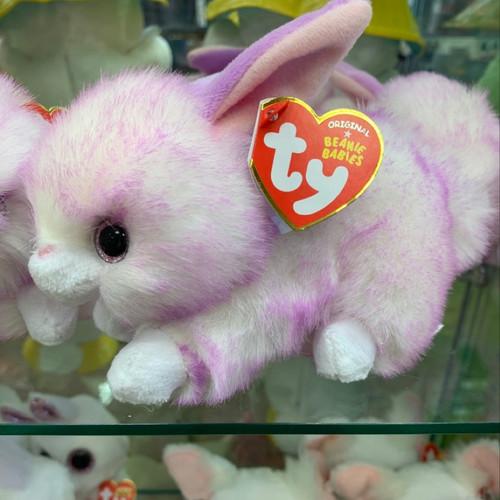 Purple Bunny Beanie Babies