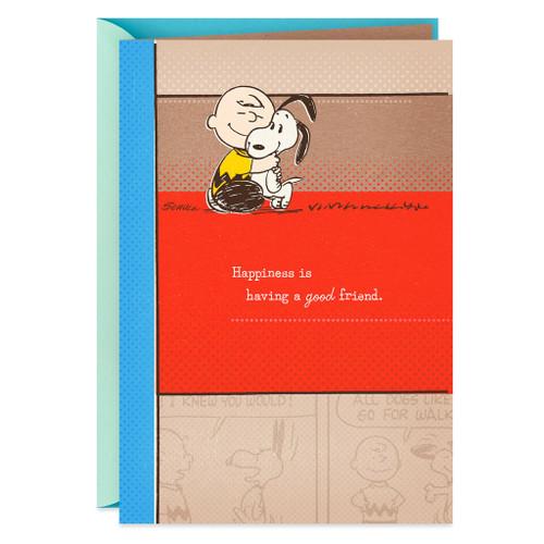 Peanuts™ Good Friend, Great Birthday Card