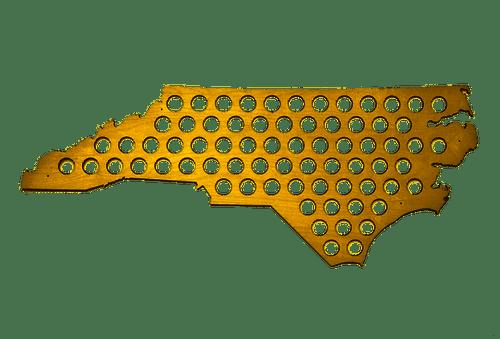 North Carolina Beer Cap Trap