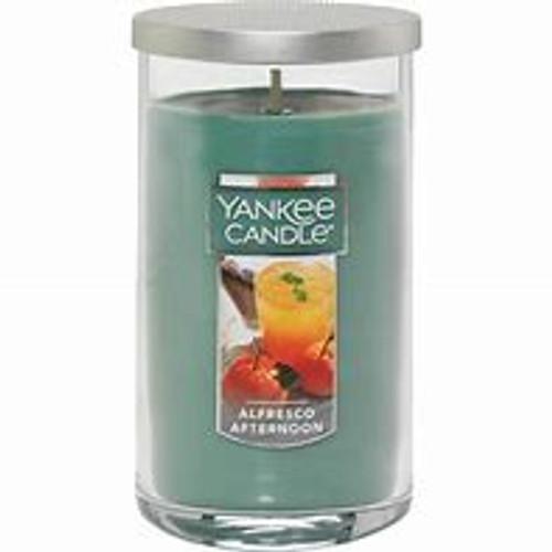Yankee Candle Alfresco Afternoon Perfect Pillar 12 oz