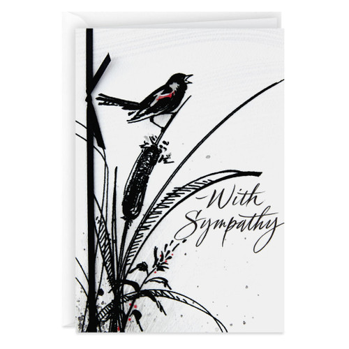 Wonderful Ways of a Parent Sympathy Card