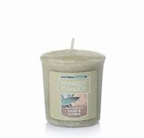 Yankee Candle Sage & Citrus Sampler Votive 1.75 oz