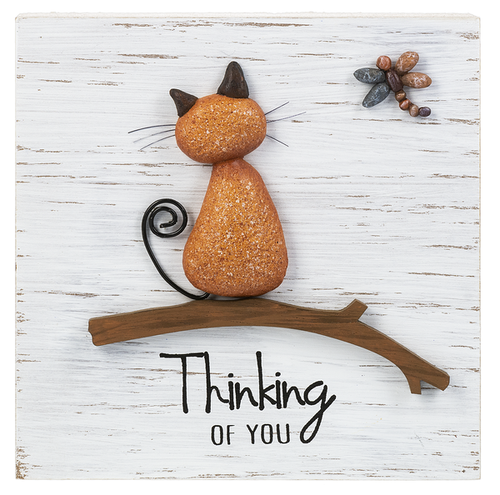Thinking of You Plaque