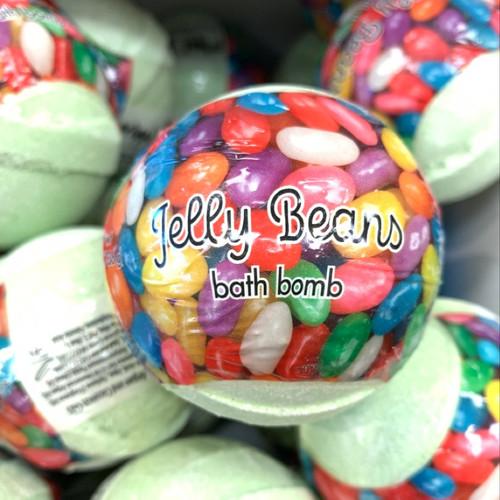 Jelly Beans Bath Bomb