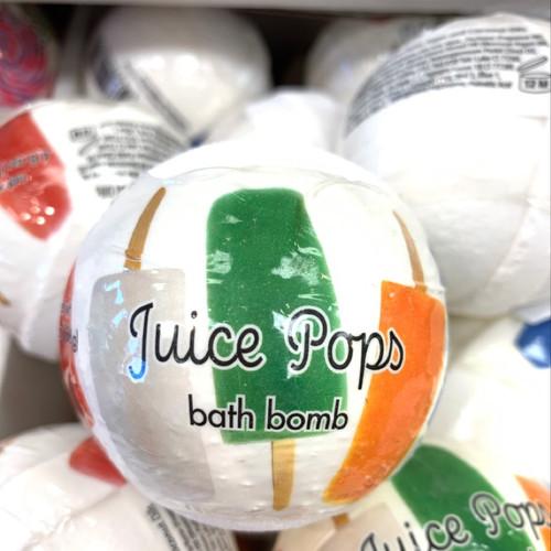 Juice Pops Bath Bomb