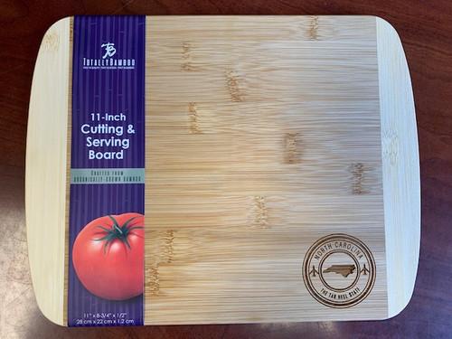 """Totally Bamboo 11"""" Cutting Board NC"""
